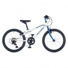 "Детский велосипед Author ENERGY 20"" 2015 бело-синий"