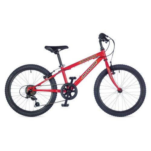 """Детский велосипед Author ENERGY 20"""" 2015 красный"""