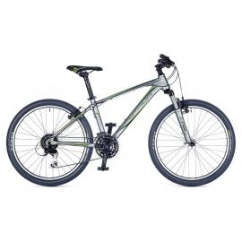"""Велосипед подростковый Author SONIC 24"""" 2015 серый"""
