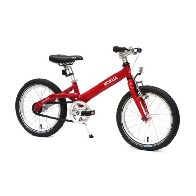 Велосипед KOKUA LIKEtoBIKE-16 красный