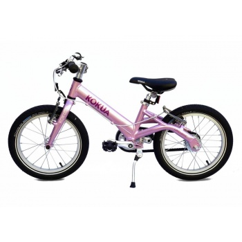 Велосипед KOKUA LIKEtoBIKE-16 розовый