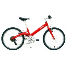 Велосипед KOKUA LIKEtoBIKE-20 красный
