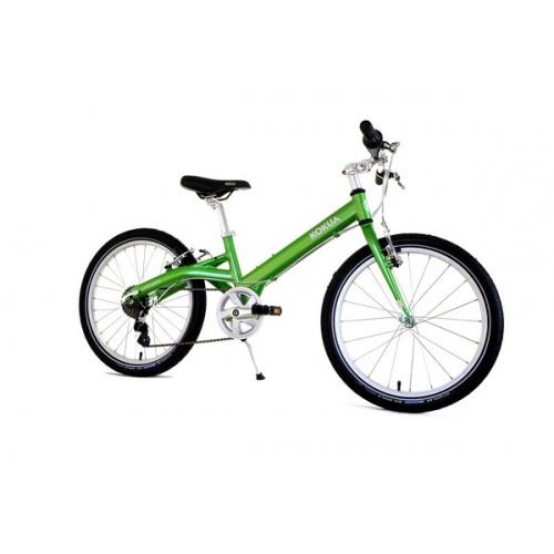 Велосипед KOKUA LIKEtoBIKE-20 зеленый
