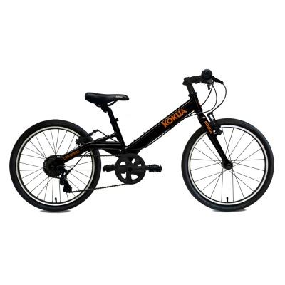 Велосипед детский KOKUA LIKEtoBIKE-20 Special Model черный/оранжевый