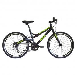 Велосипед KOKUA LIKEtoBIKE-24 Special Model Black черно-зеленый