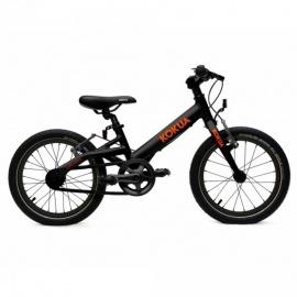 Велосипед KOKUA LIKEtoBIKE-16 Automatix V-Brakes Special Model черный