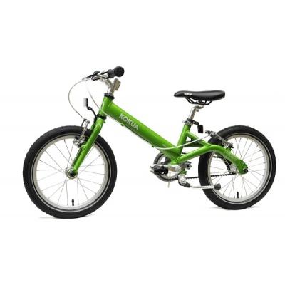 Велосипед KOKUA LIKEtoBIKE-16 V-Brakes зеленый