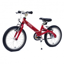Велосипед KOKUA LIKEtoBIKE-16 Automatix V-Brakes красный