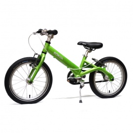 Велосипед KOKUA LIKEtoBIKE-16 Automatix V-Brakes зеленый