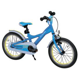 Велосипед детский Mercedes-Benz Kids Bike 2016 синий