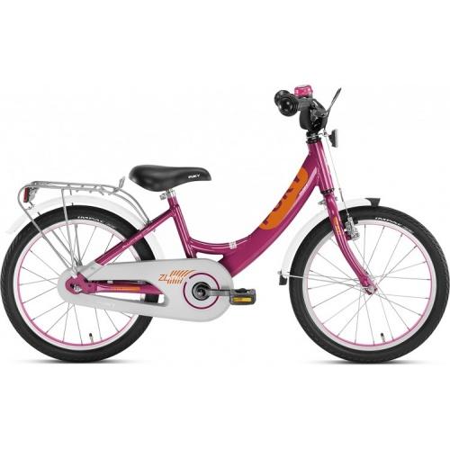 Двухколесный велосипед Puky ZL 18-1 Alu ягодный
