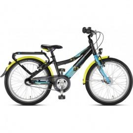 Двухколесный велосипед Puky Crusader 20-3 Alu light черно-голубой