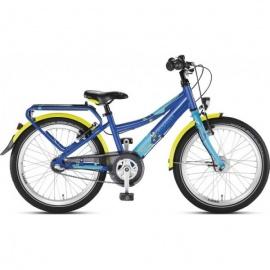 Двухколесный велосипед Puky Crusader 20-3 Alu light сине-голубой