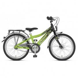 Двухколесный велосипед Puky Skyride 20-3 Alu черно-зеленый