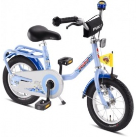 Двухколесный велосипед Puky Z2 голубой