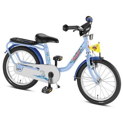 Двухколесный велосипед Puky Z6 голубой