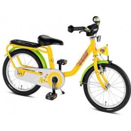 Двухколесный велосипед Puky Z6 желтый