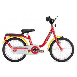 Двухколесный велосипед Puky Z6 красный