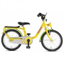 Двухколесный велосипед Puky Z8 желтый