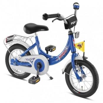 Двухколесный велосипед Puky ZL 12-1 Alu синий