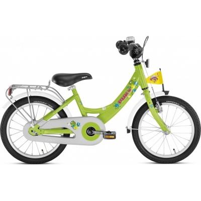 Двухколесный велосипед Puky ZL 16-1 Alu салатовый