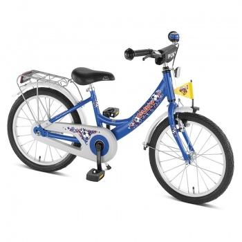 Двухколесный велосипед Puky ZL 18-1 Alu синий