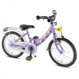 Двухколесный велосипед Puky ZL 18-1 Alu розовый