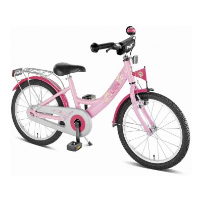 Двухколесный велосипед Puky ZL 18-1 Alu Lillifee