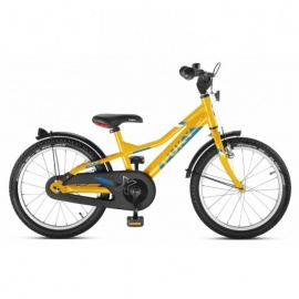 Двухколесный велосипед Puky ZLX 18-Alu оранжевый