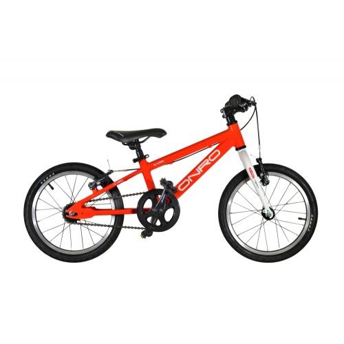Велосипед детский Runbike ONRO 16 красный