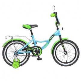 """Детский велосипед NovaTrack Багира 16"""""""