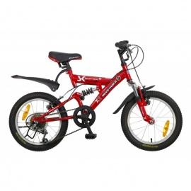 """Детский велосипед NovaTrack YN 16"""" красный"""