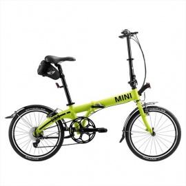 Велосипед складной взрослый Mini Lime