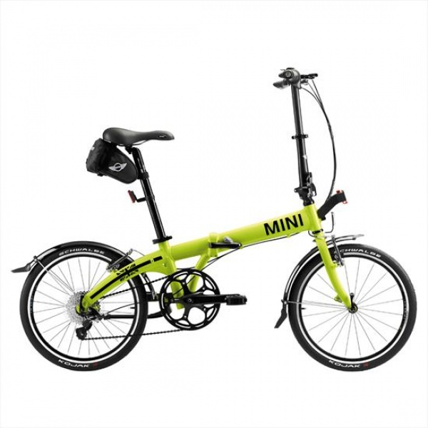 Велосипед складной взрослый Mini