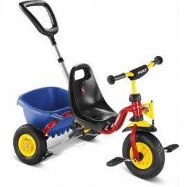 Трехколесный велосипед Puky CAT 1L 2016 красный