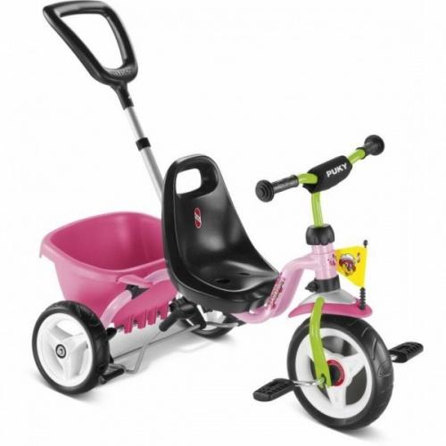 Трехколесный велосипед Puky CAT 1 S розовый