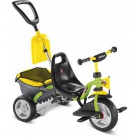 Трехколесный велосипед Puky CAT 1SP зеленый