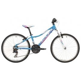 """Велосипед Rock Machine CATHERINE 24"""" бело-синий"""