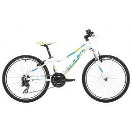 """Велосипед Rock Machine SURGE 24"""" VB бело-сине-зеленый"""