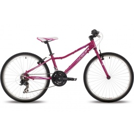 Велосипед SUPERIOR RX 24 PAINT (2015) фиолетовый