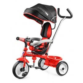 Трехколесный велосипед Small Rider Cosmic Zoo Trike красный