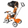 Трехколесный велосипед Small Rider Cosmic Zoo Trike оранжевый