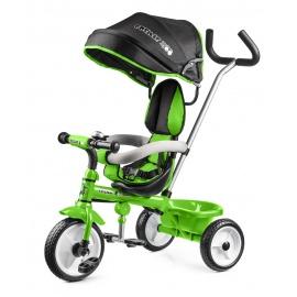Трехколесный велосипед Small Rider Cosmic Zoo Trike зеленый