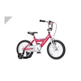 Велосипед YEDOO PIDAPI 16 STEEL красный