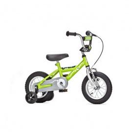 Велосипед YEDOO PIDAPI 16 STEEL зеленый