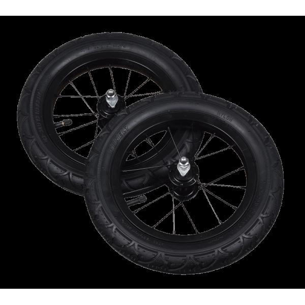 Колеса пневматические Runbike алюминиевые