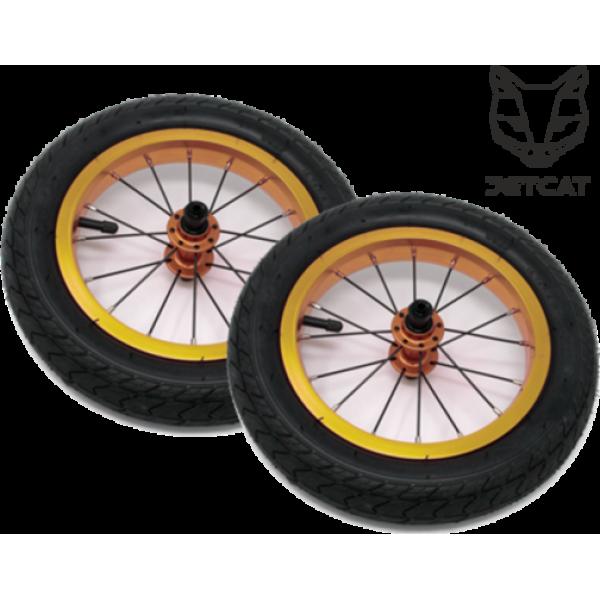 """Колеса пневматические (надувные) 12"""" JetCat Wheels Pro V1"""