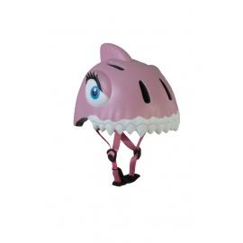 Шлем Crazy Safety (розовая акула)