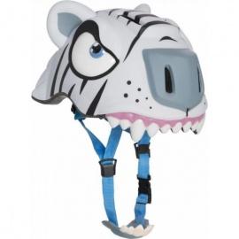 Шлем Crazy Safety (Белый Тигр)