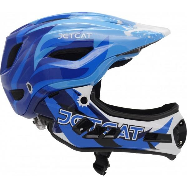 Шлем детский FullFace JetCat Raptor SE (48-53 см)